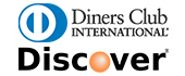 Diners Club and Discover